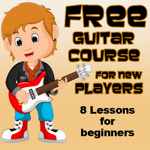 4 Skills for Guitar Players Music Course