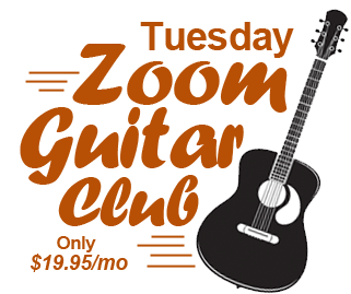 Zoom Guitar Club