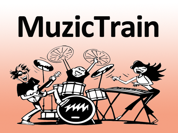 MuzicTrain - Musicians Going Places